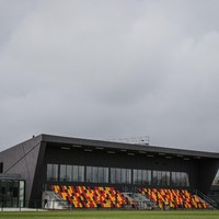 We had a look around the GAA's new €12 million facility in Abbotstown today