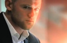 And the Oscar goes to... Rooney shows he needs to stick to the day job in TV advert