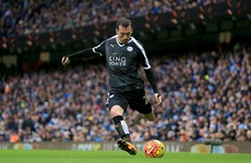'I have ambitions to become an NFL kicker', says Leicester's Christian Fuchs