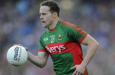 Andy Moran reached a major Mayo senior football milestone in Castlebar yesterday