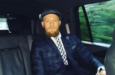 Conor McGregor tweeted the word 'gaf' last night and seriously confused non-Irish people