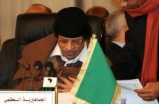 Another surprising fact about Muammar Gaddafi: he had a pen-pal
