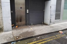 Plan to tackle drug use in laneway near busy Dublin shopping street