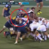David Pocock hit with three-week ban for this 'choke hold' on opponent