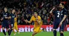 Luis Suarez the difference as Barcelona claim hard-fought Champions League win
