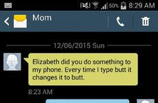 This woman is going insanely viral for tormenting her Mam with hilarious texts