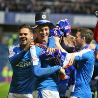 Rangers' four-year journey back to the Scottish Premier Division is complete