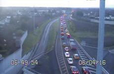 Commuting liveblog: M50 delays and Louth bridge crash