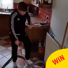 This crafty Irish dad pulled off a classic Dad Prank on his poor son