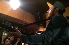James Vincent McMorrow played a secret gig in a Dublin pub last night