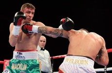 Macklin hoping Quigley enthusiasm rubs off as he faces up to win-or-bow-out fight in London