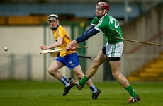 Super subs strike goals for Limerick to see off Clare in Munster minor hurling clash