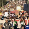 In pictures: Occupy Oakland protesters force banks, port to close
