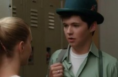 New Irish character debuts on 'Glee' - and is mistaken for a leprechaun