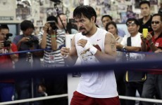 Column: Appreciate Pacquiao without Mayweather