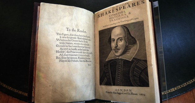 Priceless 400-year-old Shakespeare first edition discovered on Scottish island
