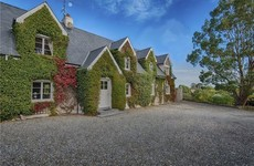 Looking for a fairytale home? Check out this ivy-covered house in Wicklow