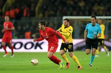 As it happened: Borussia Dortmund v Liverpool, Europa League quarter-final