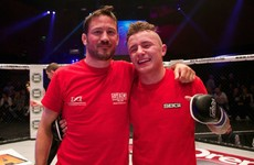 19-year-old Irish fighter signed by top US-based MMA promotion Bellator