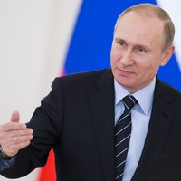 """""""Your humble servant is not there"""" - Putin rejects links to corruption"""