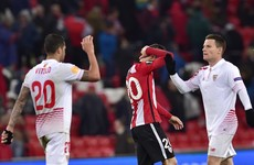 Sevilla come from behind to move one step closer to defending Europa League crown