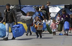 Second batch of migrants sent back to Turkey