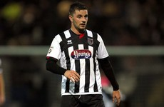 English football's most prolific striker Pádraig Amond hoping to fire Grimsby Town to success