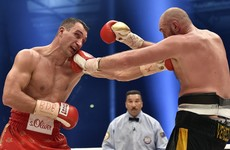 Fury-Klitschko rematch confirmed for this summer