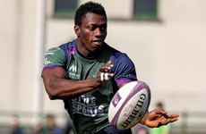 Nigerian native Adeolokun seizing his chance with Lam's Connacht
