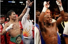 Is 5 May, 2012 the day that saves boxing?