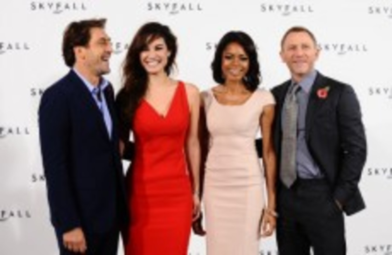 In Pictures Cast Of 23rd James Bond Film Skyfall Confirmed