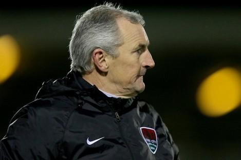 Cork City manager John Caulfield (file pic).