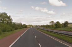 Elderly woman dies after six car motorway collision