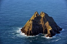 The Irish Air Corps just perfectly captured the beauty of the Skellig Islands