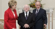 In pictures: Michael D's sneak preview of his new home