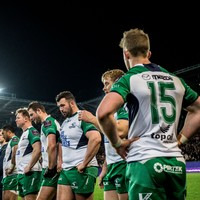 'Ireland was right behind us' - Lam feels the support for classy Connacht