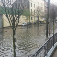 More flooding expected for Cork after weekend rain left streets underwater