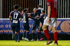 Winless Sligo showing encouraging signs and this week's LOI talking points