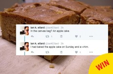 This guy's epic Twitter story about losing his cake on the Tube is a delight
