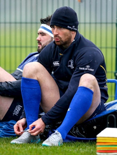 'Hopefully I'm over the worst of it' - Kearney returns to boost Leinster's Pro12 push