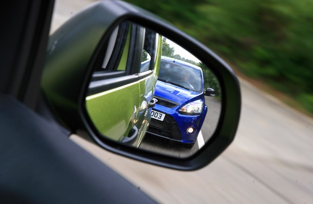 Here's the safest way to position your wing mirrors