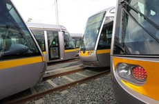Luas talks broke down almost as soon as they started