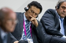 Ex-Fifa vice-president facing lengthy jail term after pleading guilty to corruption