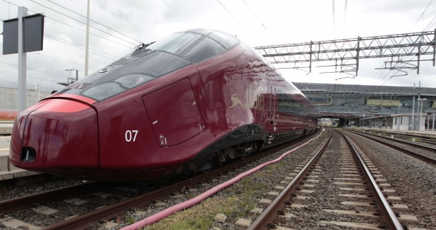 Should there be a lightning-fast train between Dublin and Cork?