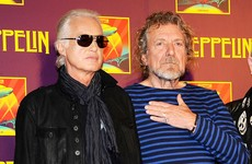Judge rules that Led Zeppelin's Stairway to Heaven may be partly stolen