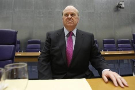 Minister for Finance, Michael Noonan