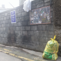 There's a bit of a row brewing over Dublin City Council's public shaming of illegal dumpers
