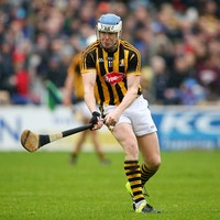 'I'll never be Henry Shefflin, he's the king of hurling' - TJ Reid