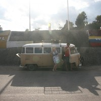 My Best Road Trip: An ancient VW camper, no air-con and a South American epic