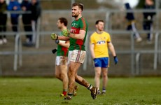 'He's a freak of nature, we're blessed to have him' - Aidan O'Shea on Diarmuid O'Connor